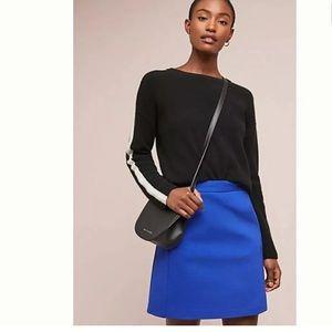 Anthropologie Hutch Ponte Mini Skirt Size M NWT